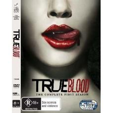 True Blood: The Complete First Season : True Blood: The Complete First Season (DVD) Second Hand