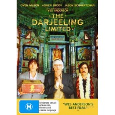 Darjeeling Limited : Darjeeling Limited (DVD) Second Hand
