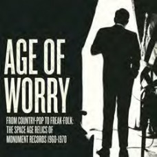 Various : Age Of Worry: From Country-Pop To (CD)