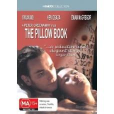 Pillow Book : Pillow Book (DVD)