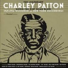 Charley Patton : Down The Dirt Road Blues: 1929-1934 (CD)