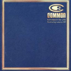 Common : Retrospect For Life (12 Single) Second Hand""
