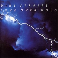 Dire Straits : Love Over Gold (CD) Second Hand