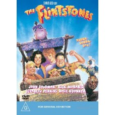 Flintstones : Flintstones (DVD) Second Hand