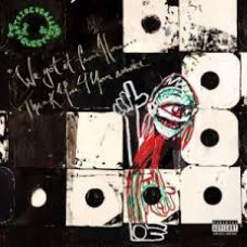 A Tribe Called Quest : We Got It From Here... Thank You 4 Your (Vinyl)