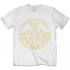 Bring Me The Horizon : Shadow Moses (White) (T-Shirt)