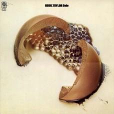 Cecil Taylor : Solo (Vinyl) Second Hand