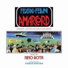 Soundtrack : Amarcord (Vinyl) Second Hand