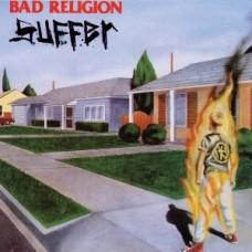 Bad Religion : Suffer (Vinyl)