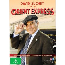 David Suchet On The Orient Express : David Suchet On The Orient Express (DVD) Second Hand